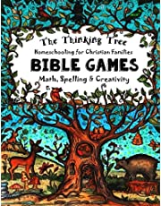 Bible Games - Math, Spelling and Creativity: Christian Family Homeschooling