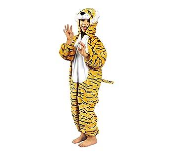 227646 Disfraz carnaval motivo Tigre para niño y niña con ...