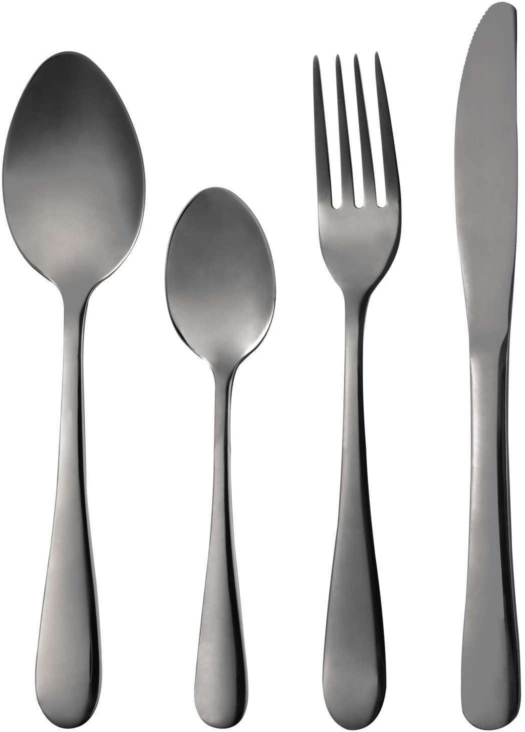 Neuf Table Forks King/'s Pattern X 6 en Acier Inoxydable