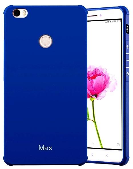 hot sales 77965 08ff6 Xiaomi Mi Max Back Cover,Original Flexible Armor, Slim: Amazon.in ...