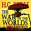 The War of the Worlds Audiobook by H. G. Wells Narrated by Mike Vendetti