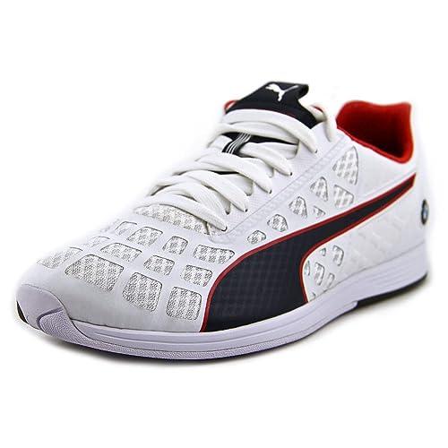 Puma BMW MS evoSpeed 1.4 Hombre US 9 Blanco Zapatillas UK 8 EU 42: Amazon.es: Zapatos y complementos