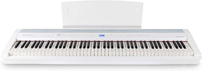 Steinmayer P-60 WM Stage Piano blanco con subestructura ...