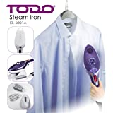 TODO 1000W Portable Steam Brush Iron/Wet and Dry Garment Steamer