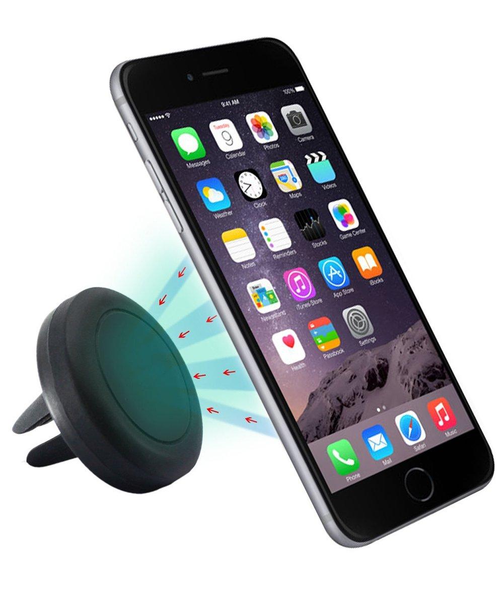 Superideal Air magnético Soporte de Télefono para Coche de Smartphone para iPhone