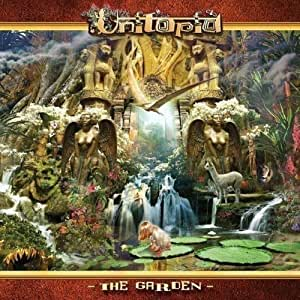 The Garden by Unitopia (2008) Audio CD