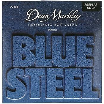 Amazon Com Dean Markley Nickelsteel Light 2502 Electric