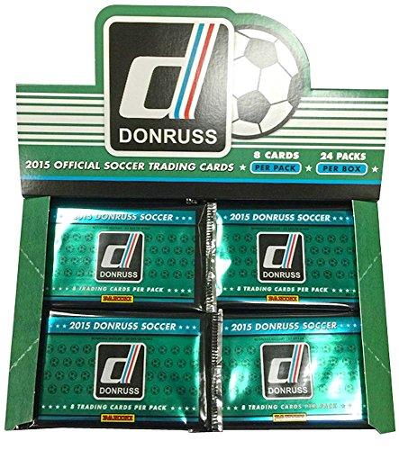 2015 Panini Donruss Soccer HOBBY box - Soccer Hobby Box