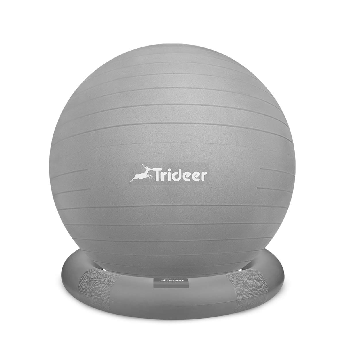 Trideer Ball Chair - Exercise Stability Yoga Ball
