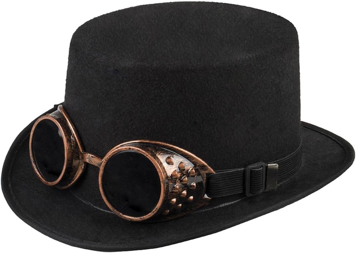 Boland 54500sombrero Steam Goggles, Mens, One size