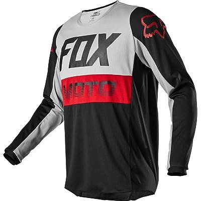 2020 Fox Racing 180 Fyce Jersey-Grey-M: Fox Racing: Automotive