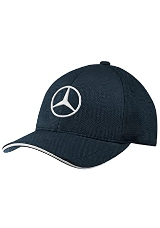 Image Unavailable. Image not available for. Color  Hugo Boss Mercedes Benz  Limited Edition Navy Performance Hat 86722af3db44