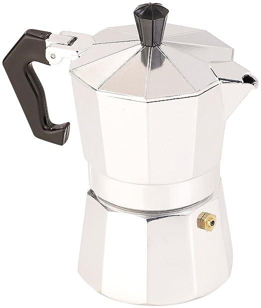 Cucina di Modena - Cafetera de émbolo: Cafetera para 3 tazas, para ...