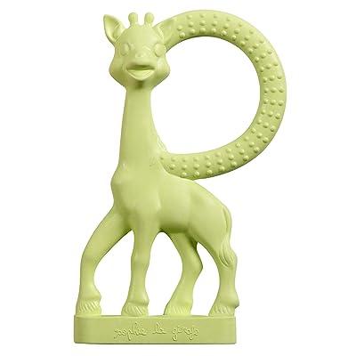Vulli Sophie Giraffe Vanilla Teether, Colors May Vary : Baby Teether Toys : Baby