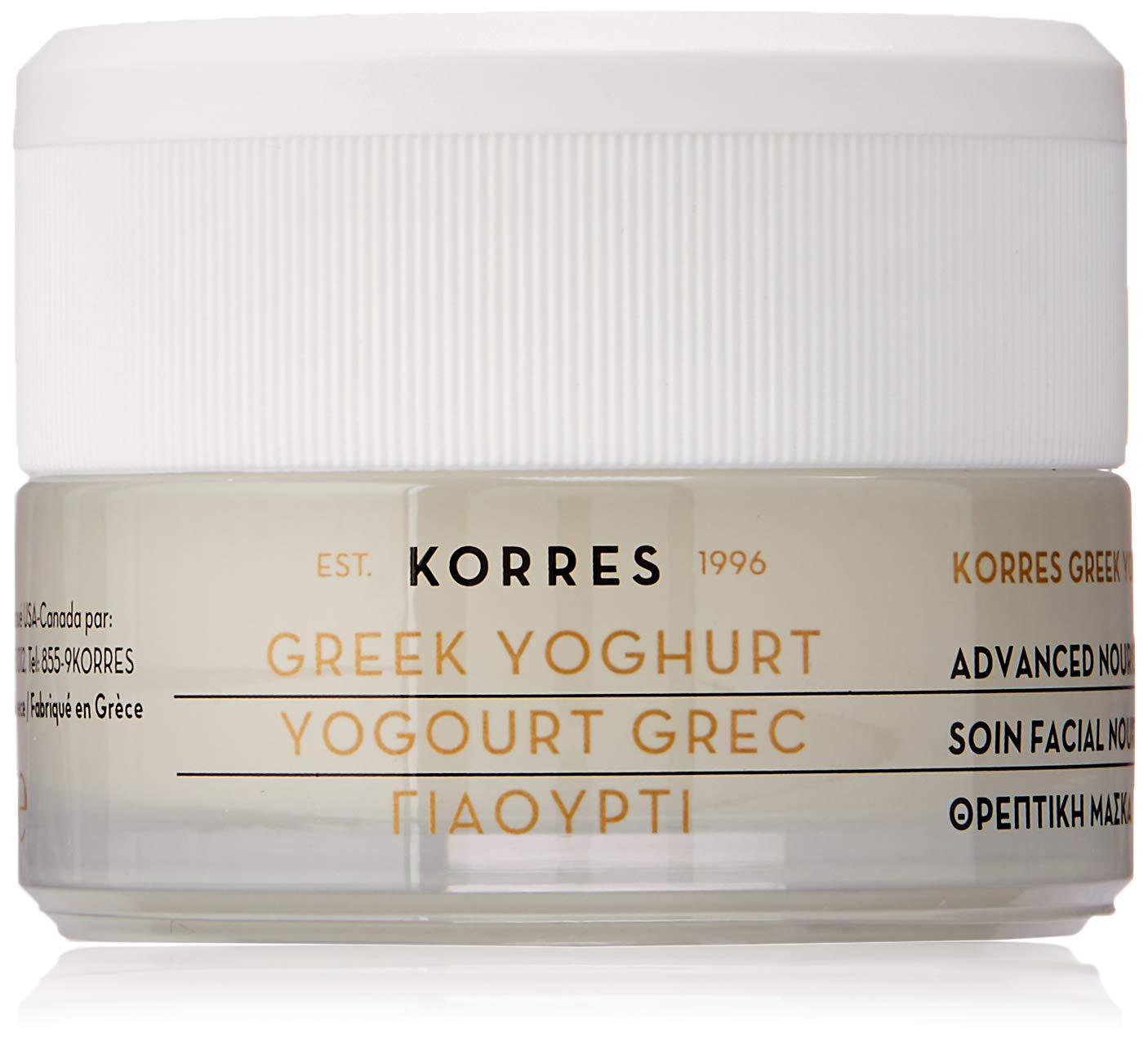 Korres Greek Yoghurt Sleeping Facial, 1 fl. oz.