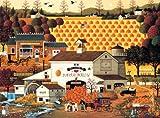 Buffalo Games Charles Wysocki, Pumpkin Hollow - 1000pc Jigsaw Puzzle
