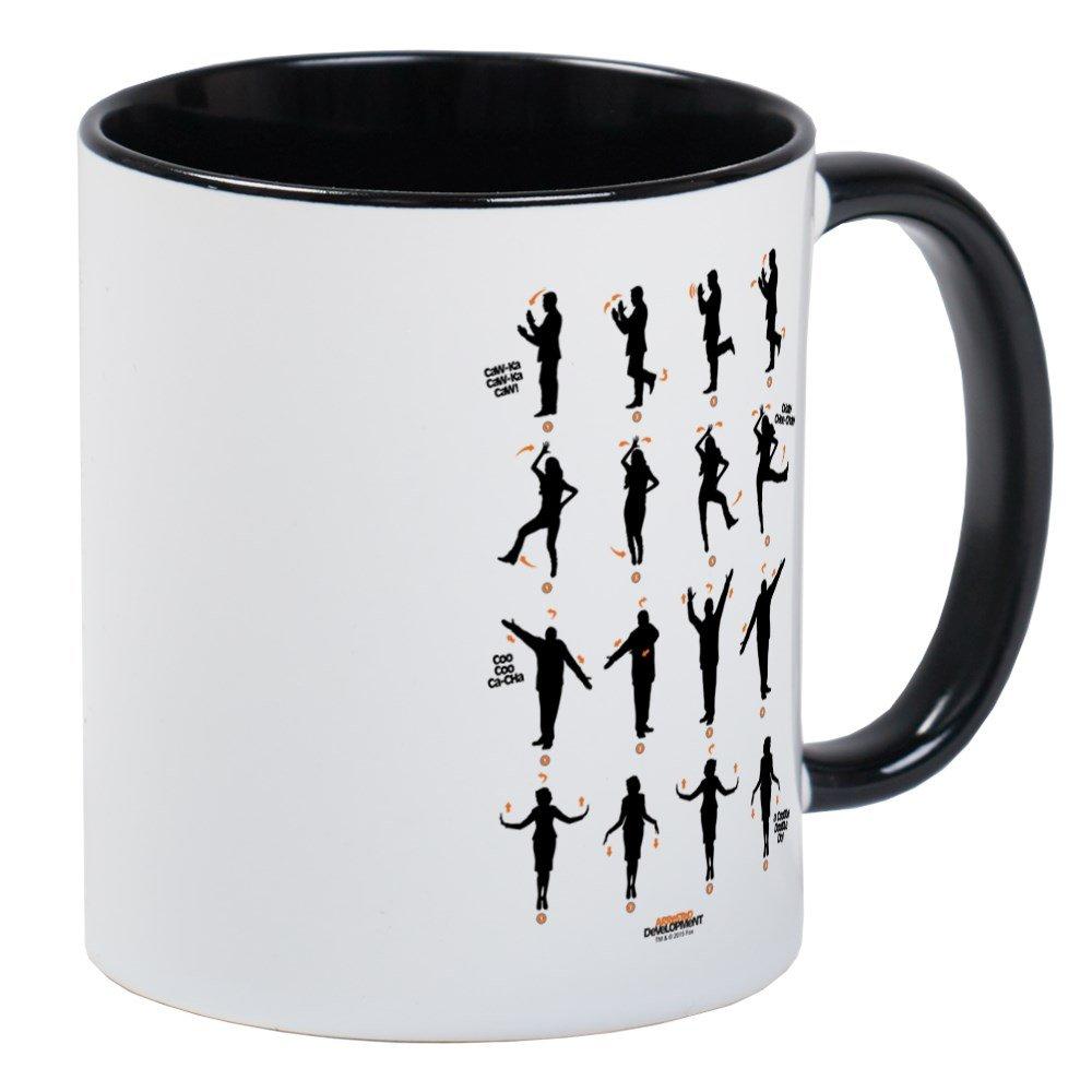 CafePress - Arrested Development Chicken Dance Mug - Unique Coffee Mug, Coffee Cup