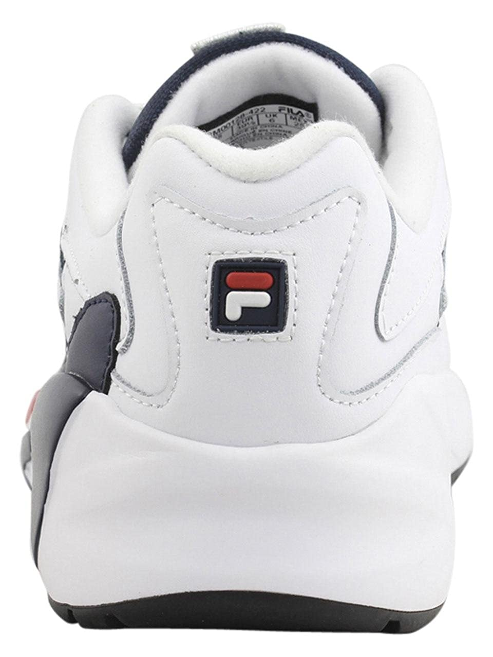 Amazon.com | Fila Mens Mind Blower Sneaker, Navy/White, 11 | Fashion Sneakers