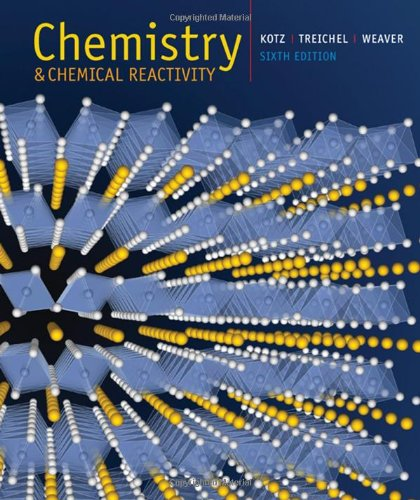 Chemistry and Chemical Reactivity (with General ChemistryNOW CD-ROM) (Available Titles CengageNOW)