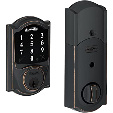 powerful Schlage Connect Camelot