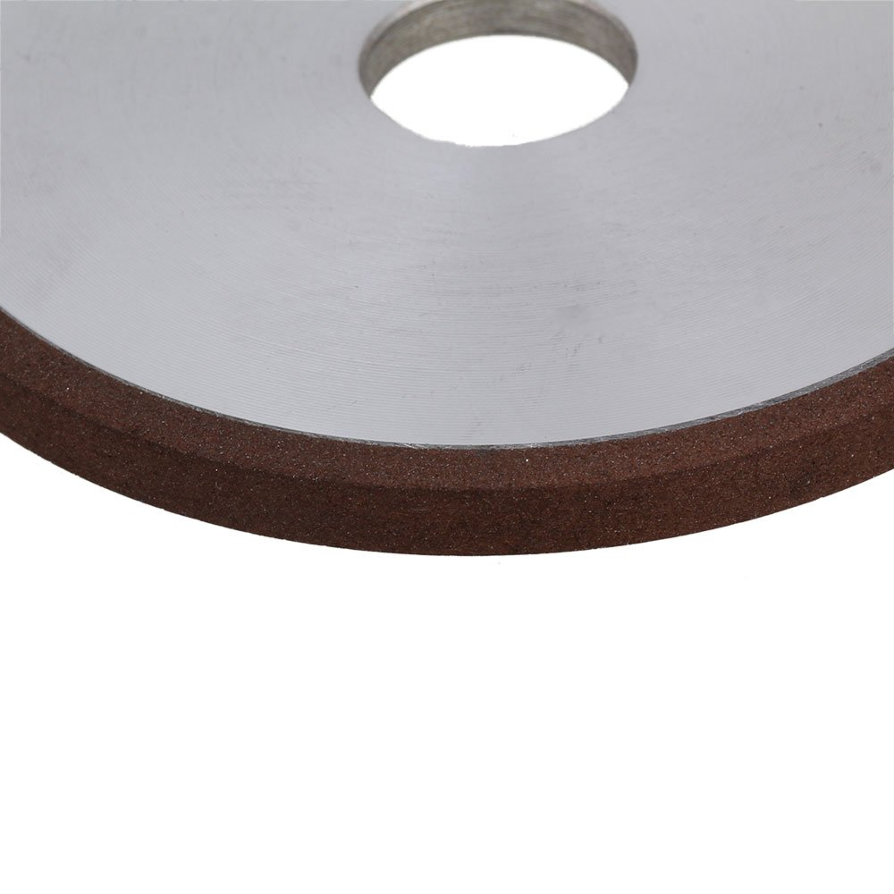 1001020mm PDX Degree Diamond Wheel Grinding Disc Grain Rotary Abrasive Tool Grinding Disc Wheels Silver 180# S1