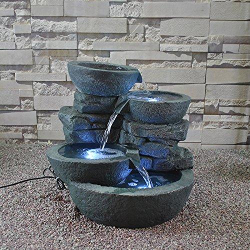 modern outdoor fountain - 5