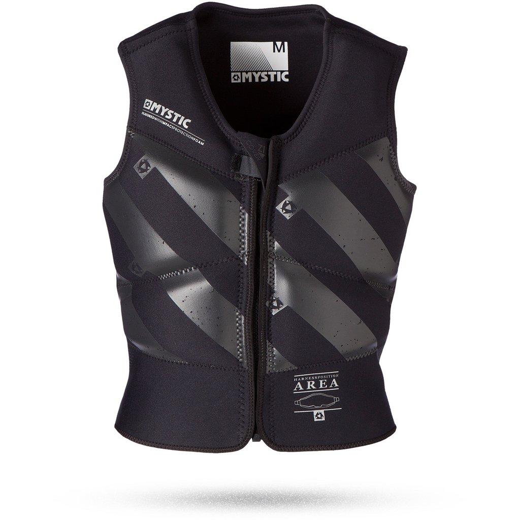 世界の MYSTIC(ミスティック) Block Kitesurf Kitesurf vest フロントジップインパクトベスト [35005.140295] B071GWSWQZ スポーツアウトドア ウィンドサーフウェア Block インパクトベスト浮力体 Black XS B071GWSWQZ, サトショウチョウ:067277aa --- a0267596.xsph.ru