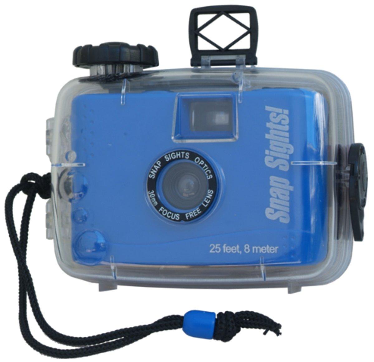 SNKL U//W CAMERA BLUE 25 FT Innovative Scuba Concepts PH0325