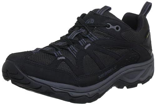 Merrell Calia Gore Tex  Women s Trekking and Hiking Shoes  J54852  Black