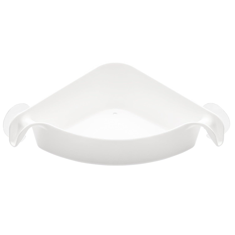 koziol - Vassoio angolare BokS, plastica, Mint, 19.2 x 19.2 x 7.4 cm 5242634
