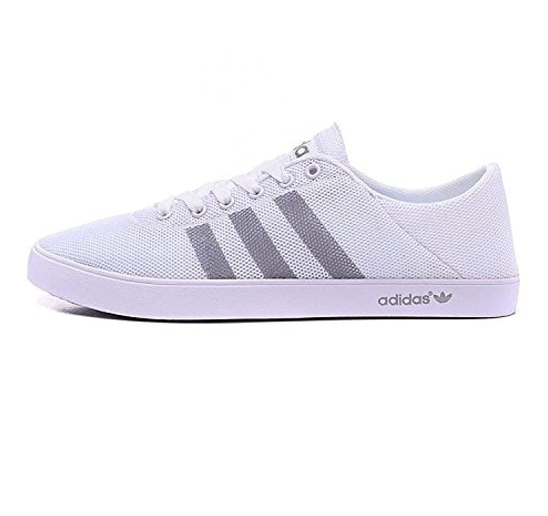 Buy adidas neo Men's White Sneaker (10