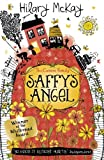 Front cover for the book Saffy's Angel by Hilary McKay
