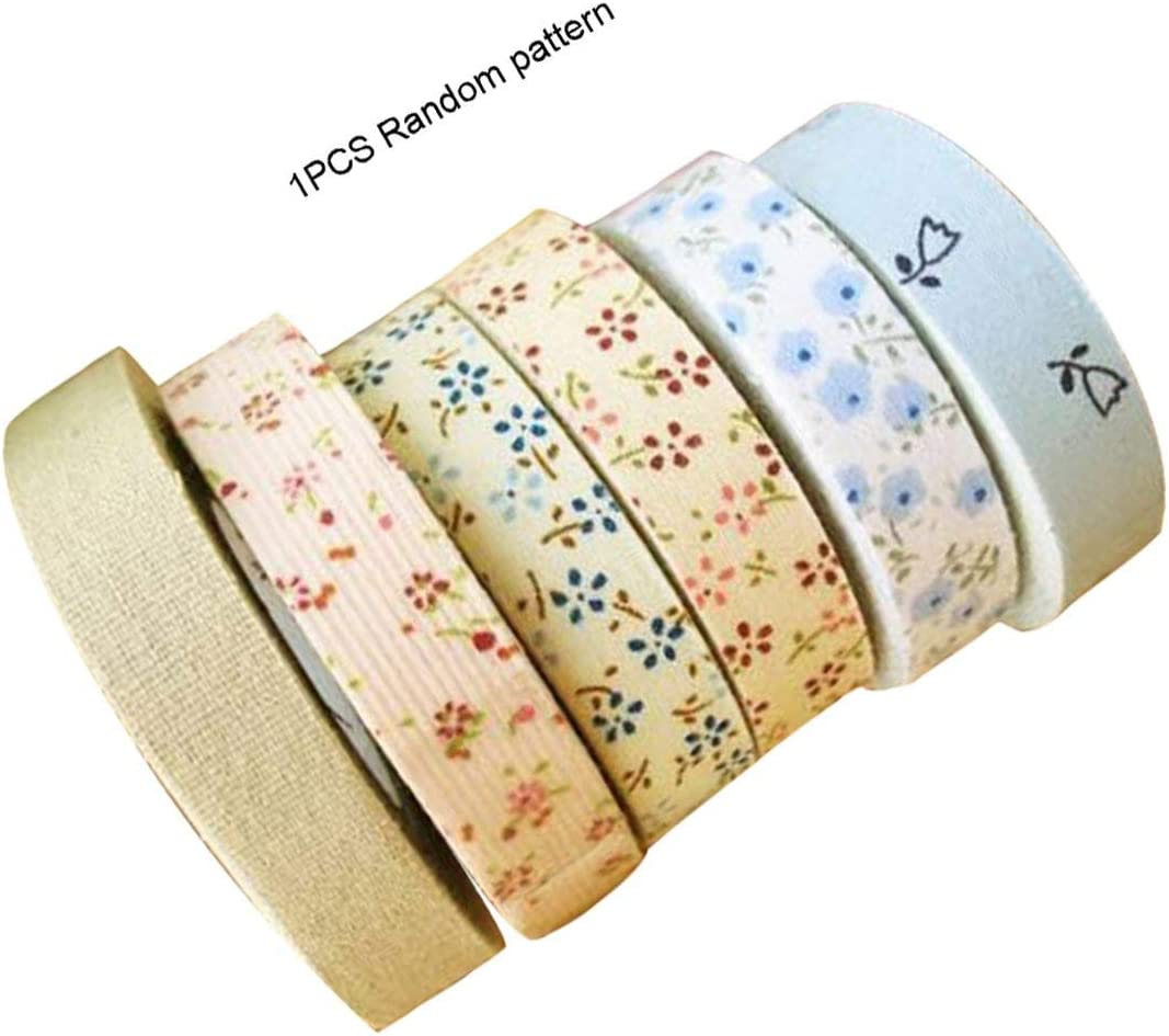 Impresi/ón Floral Plancha de un Solo Pliegue Algod/ón Bias Cinta Bies Encuadernaci/ón para Mantel Edred/ón de Prendas de Vestir Costura Artesanal Paperllong/®