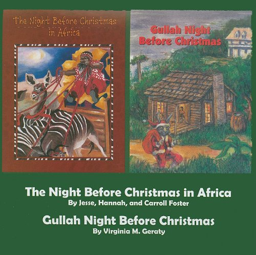 Download Night Before Christmas in Africa, The/Gullah Night Before Christmas pdf
