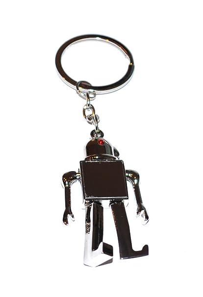 Robot llavero/llavero (Robot Keyring): Amazon.es: Juguetes y ...