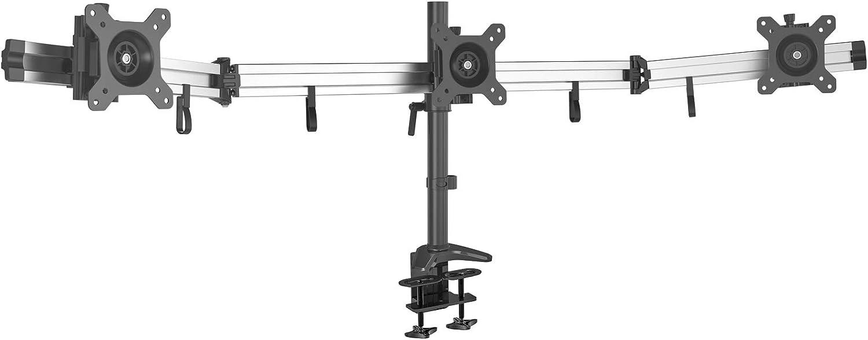 Hftek 3 Fach Monitorarm Tischhalterung Für Computer Zubehör