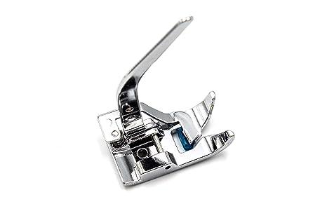 vhbw Accesorio máquinas de Coser, prensatelas, pie de Tricot para por ej. AEG