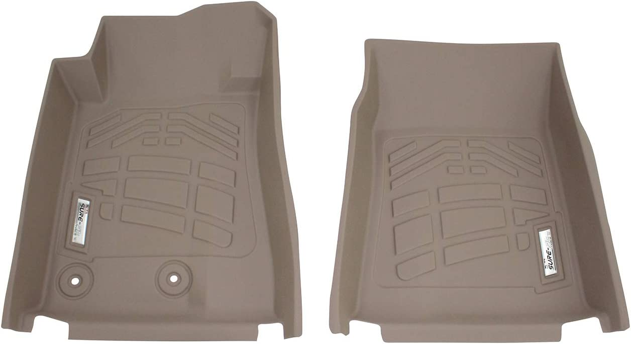 Gray 4-Piece Pants Saver 18716 Original Truck All Weather Car Mat Set