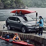 Thule Hull-a-Port Aero Rooftop Kayak
