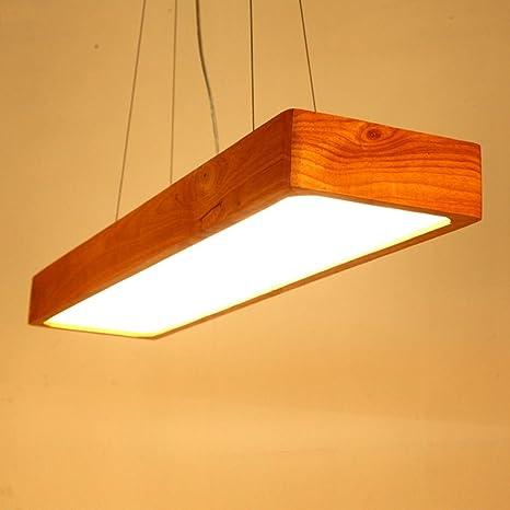 Araña colgante Lámparas LED de Oficina Lámpara colgante de ...