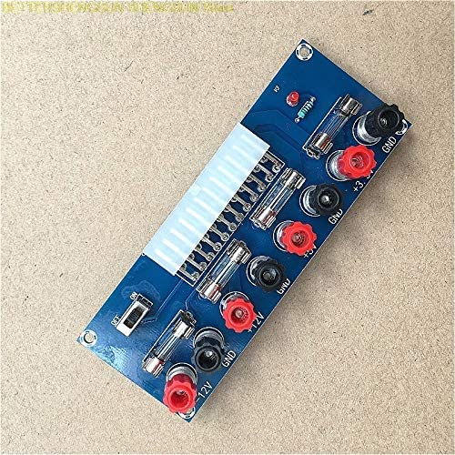 LKSPD Desktop Power Supply Box ATX Power Transfer Board Power Output Terminal. take Out The Electrical Outlet Module