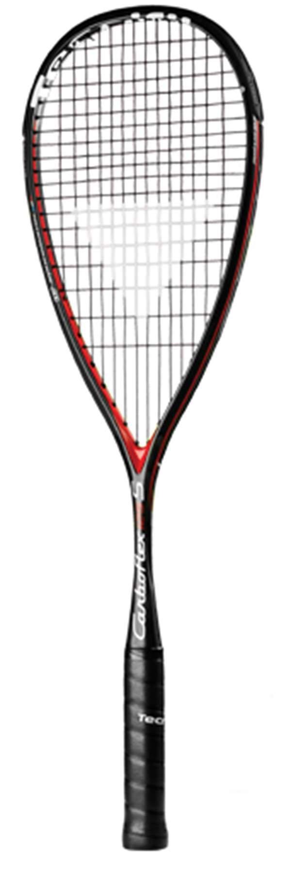 TECNIFIBRE Carboflex 125 S Squash Racquet by Tecnifibre