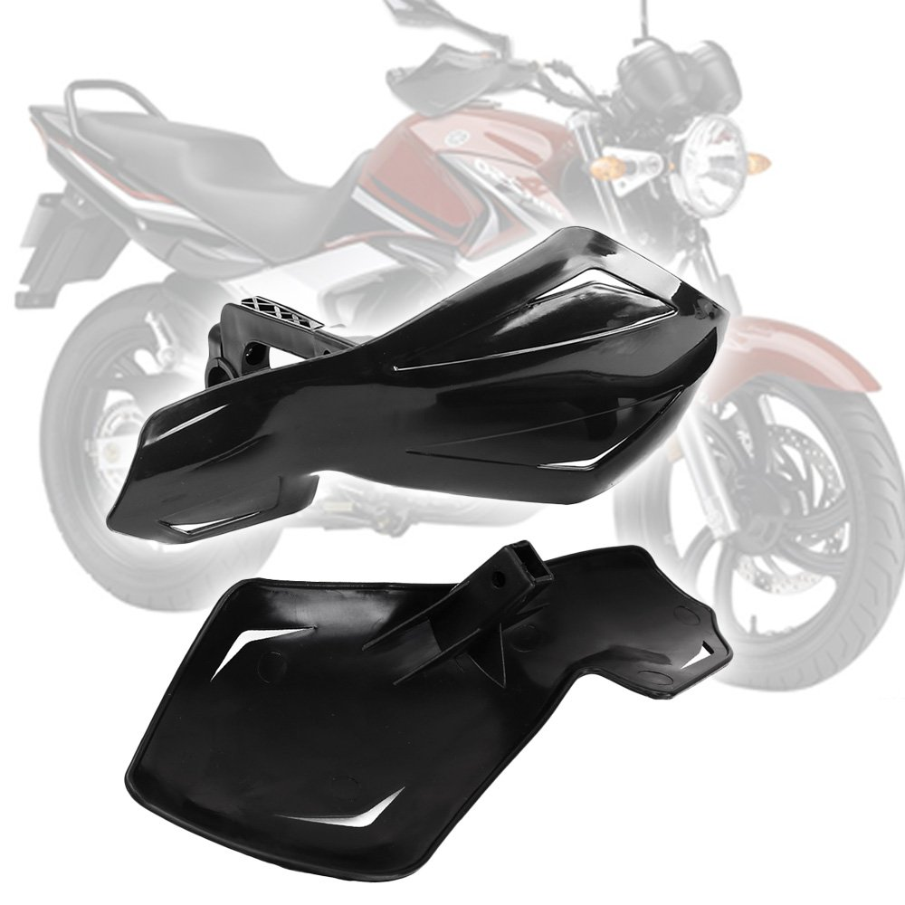 Surepromise Protectores de Manos para Manillar de Moto de Enduro para manillares de 22 mm