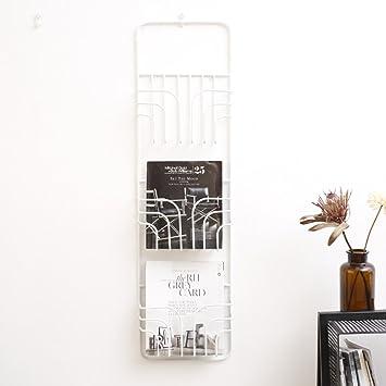 Zeitungsständer Modern einfach zeitungshalter für die wand für wohnzimmer studie regal