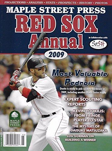 - Maple Street Press Boston Red Sox Annual 2009