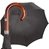 Oertel Handmade Umbrella – Classic II Pepita For Sale