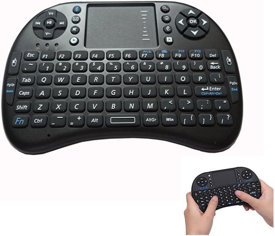 Teclado Aire Ratón Inalámbrico Mando a distancia para Sony Android TV kdl-50 W800 C kdl-55 W800 C kdl-65 W850 C batería recargable: Amazon.es: Electrónica