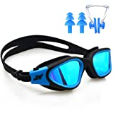 Amazon Price History for:Swimming Goggles, ZIONOR G1 Polarized Swim Goggles with Mirror/Smoke Lens UV Protection Watertight Anti-fog Adjustable Strap Comfort fit for Unisex Adult Men and Women, Teenagers