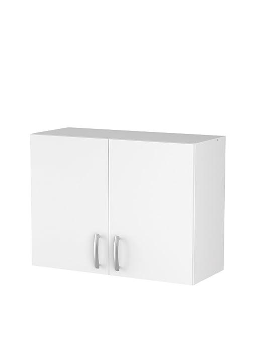 13Casa Nova 245196 A0 Pensili cucina, bianco, alto: 80 cm: Amazon.it ...