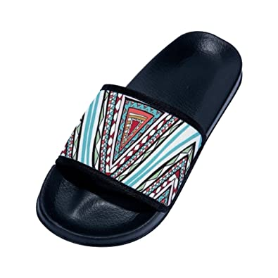 Bohemia Style Slippers Quick-Drying Non-Slip Slippersfor Womens